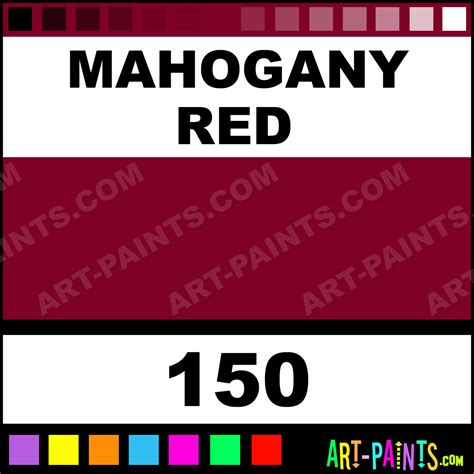 mahogany four in one paintmarker marking pen paints 150 mahogany paint mahogany