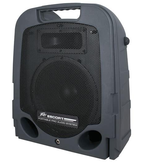 peavey escort  pro audio dj portable