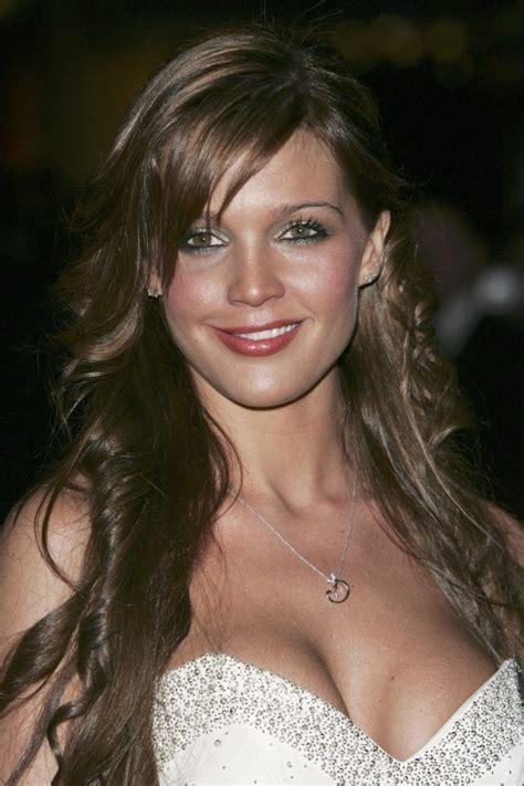 Danielle Lloyd The Stripped Miss Great Britain Strips For by Danielle Lloyd From Big O Hara