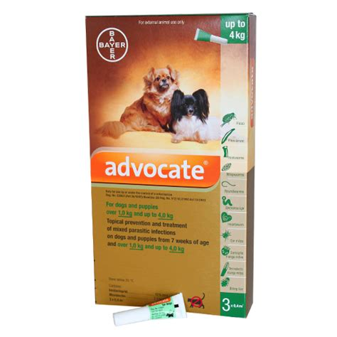Advocate Cat Size S shop dogs health wellness tick flea advocate spot on