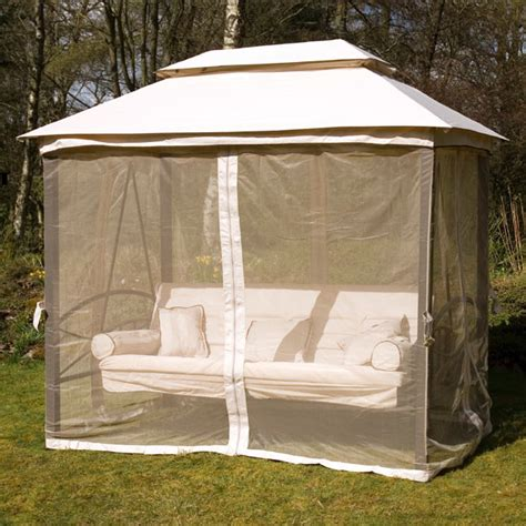 luxor swing seat ellister luxor swing seat gazebo on sale fast delivery
