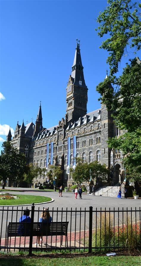Georgetown Mba Undergraduate Statistics by Georgetown Collegevibe