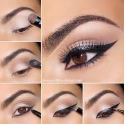 How to do cat eye makeup step by step guide