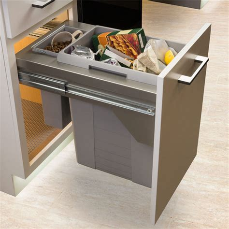 Stainless Steel Cabinets For Outdoor Kitchens by Waste Bins Hafele Pull Out Us Cargo 15 Amp 18 Waste Bins