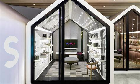 cool home design stores nyc sonos opens first retail store 7 soundproof listening