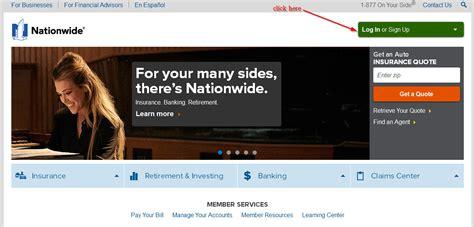nationwide bank  banking login cc bank