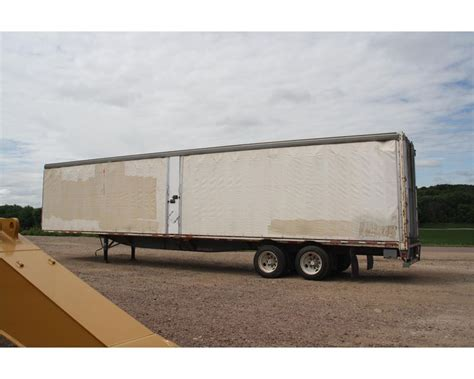 curtain trailers for sale 1994 utility curtain side trailer for sale jackson mn