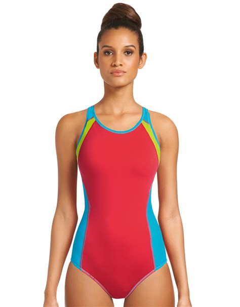 swing suits freya active moulded swimsuit jelly bean brastop