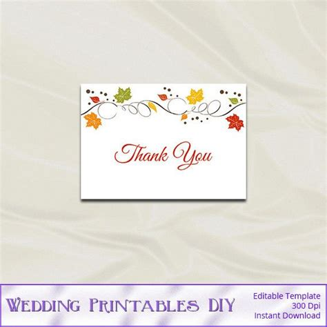thank you place cards template best 25 thank you card template ideas on