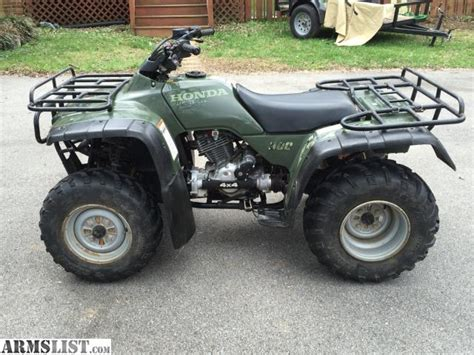 armslist for sale 1999 honda fourtrax 300 4x4