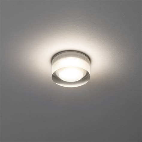 bathroom lighting led recessed astro lighting vancouver single light recessed led round