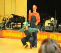 heard super swing viral video of the day super mario brothers swing dance