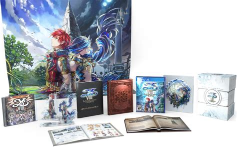 ps4 themes empty ys viii lacrimosa of dana game preorders
