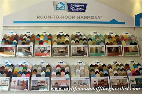 hgtv home by sherwin williams and lowe s invite you to painton paperblog