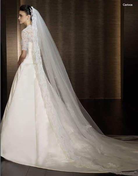 long wedding veil 1 on eweddinginspiration