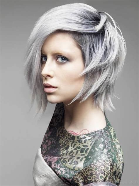 popular trending gray hair colors 2016 2017 trendy grey hair colors and hairstyles best