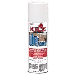 Sealer Paint For Plaster Ceiling by Kilz Upshot Primer Sealer
