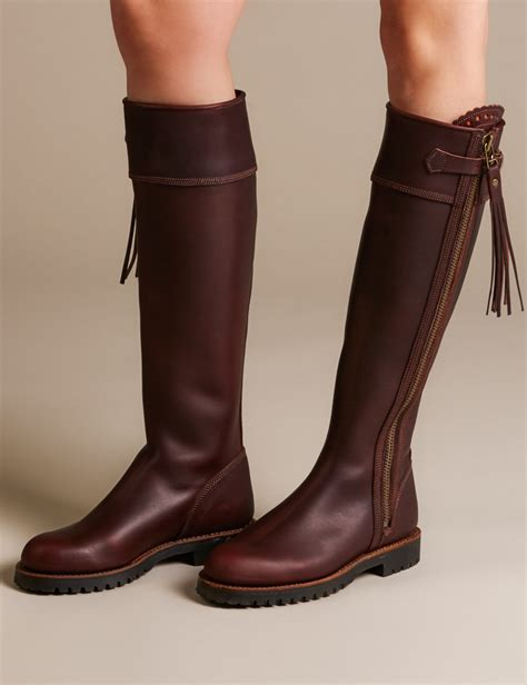 To Boot by Tassel Boot Conker Penelope Chilvers