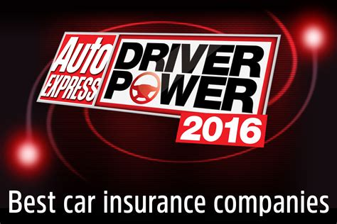 Top Car Insurance Companies by Best Car Insurance Companies 2016 Pictures Auto Express