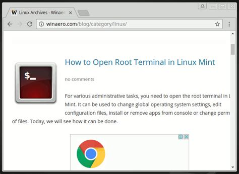 google design linux how to install google chrome in linux mint 18