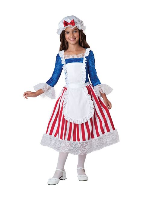 betsy ross girls costume holiday costumes