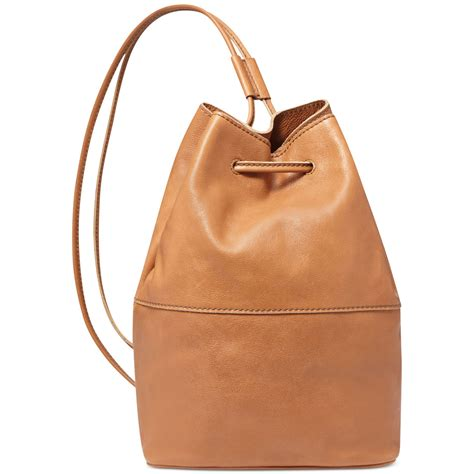 Tas Fossil Sling Bag Set 2 In 1 Black Series Jj 1029 lyst fossil vintage reissue leather sling bag in brown