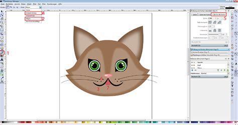 tutorial de inkscape tutorial vektordesign in inkscape erstellen