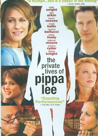 Miller For Acting Or Personal by The Lives Of Pippa Dvd Review Great Acting