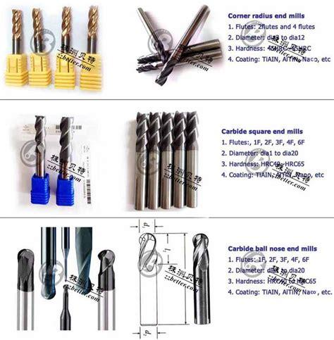 Endmill 2 Zcc 4f Coating Endmill 3 Cutter Milling 2mm Pisau Milling 2 flat end mill end mill radiu carbide end mill