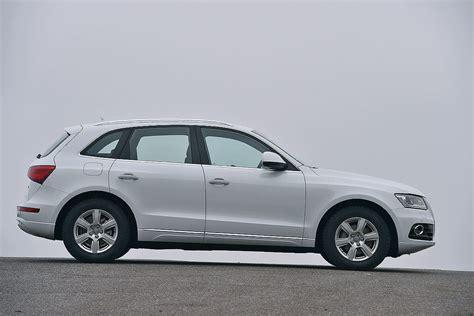 Audi Q5 Nachfolger by Mercedes Glc Trifft Audi Q5 Bilder Autobild De