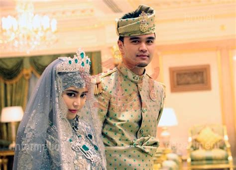 gambar norjuma perkahwinan anak sultan brunei