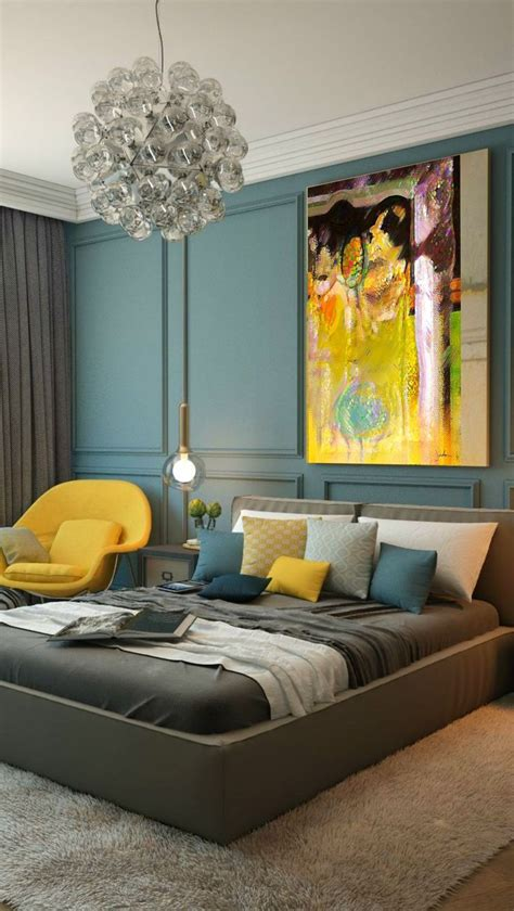 contemporary bedroom colors 25 best ideas about colorful interior design on pinterest
