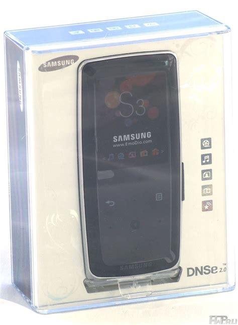 Samsung Yp S3 обзор Mp3 Flash плеера Samsung Yp S3 прикоснись к музыке Hwp Ru