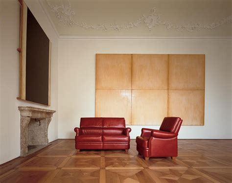 mascheroni divani divano in pelle palco mascheroni