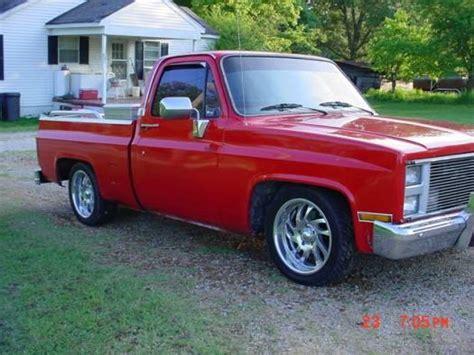 Ac9071 85 000 Tops Sale 85 1985 chevy silverado shortbed 4 000 firm trade