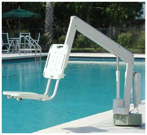 Pool Chair Lift by Permit Source Information
