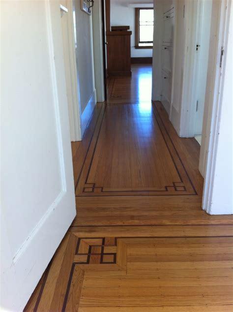 Delta Floors great re finish to nearly 100 year hardwood floors