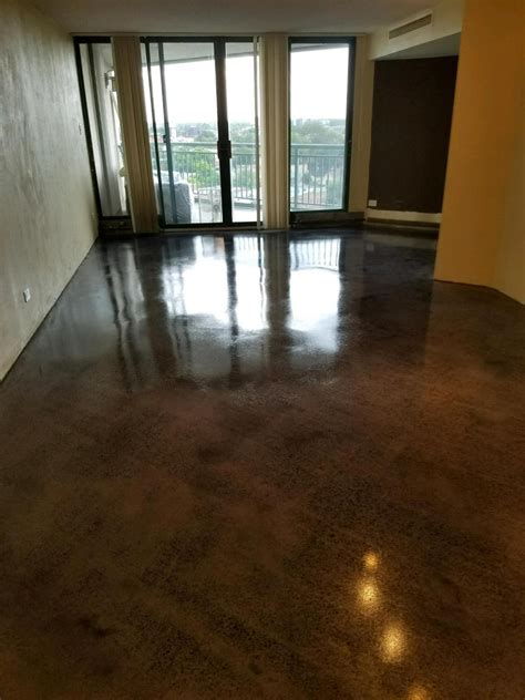 Stains, Dyes, & Clear Coats   5280 Floors