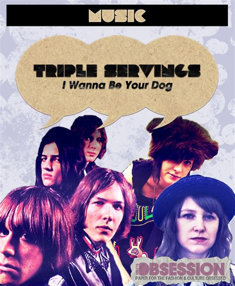 the stooges i wanna be your servings i wanna be your served by the stooges we are like the