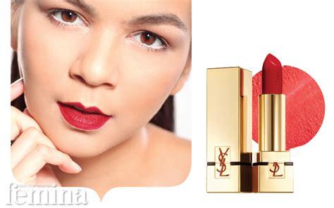 Lipstik Fanbo Merah 3 warna lipstik merah merona