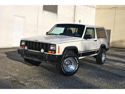 Purchase Used 1996 Jeep Cherokee Se 4 Door 4wd In Salem