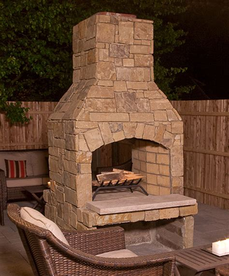 outdoor fireplace kits south county rockery