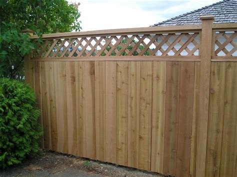 fence panels cedar fence panels why you should use them
