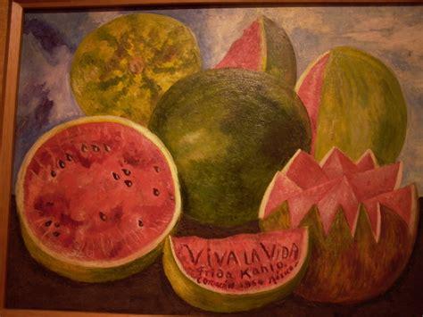 henry ford hospital the flying bed quot viva la vida watermelons quot frida kahlo artwork on useum