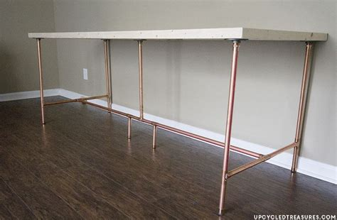 diy copper table legs 1038 best hmmmm try this modern power diys images on crafts diy and ideas
