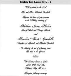 indian wedding card quotes in indian wedding card sle wedding gallery