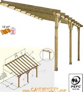Abri Terrasse Bois 224 Petit Prix Sur Casedes 238 Les