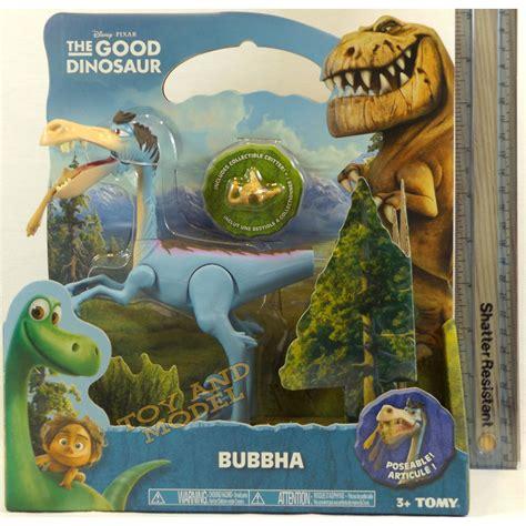 Forrest Woodbush The Dinosaur Large Figure By Tomy Original the dinosaur bubbha raptor large figure disney tomy