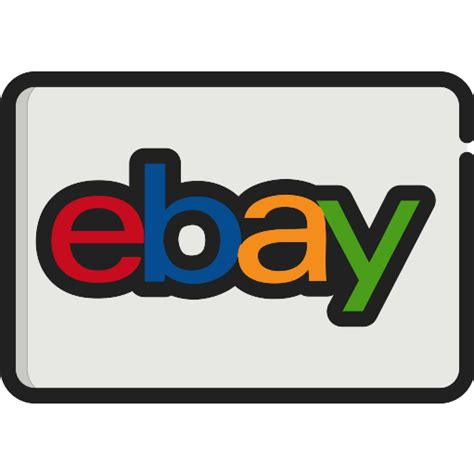 How To Add Money To Ebay Gift Card - ebay free business and finance icons