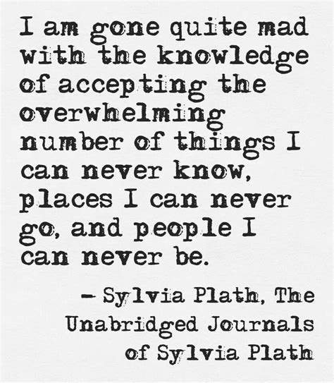 Plath Poem by Sylvia Plath Quotes Quotesgram
